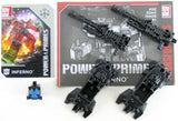 Power of the Primes Voyager Inferno Accessories Transformers