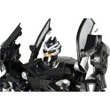 Transformers Masterpiece Movie Series MPM-5 Barricade USA Box Face