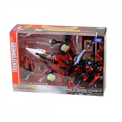 Transformers Legends LG62 Targetmaster Windblade