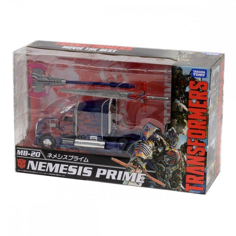 Transformers Movie The Best MB-20 Nemesis Prime - Leader