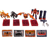 Transformers Masterpiece MP-15/16-E Accessories
