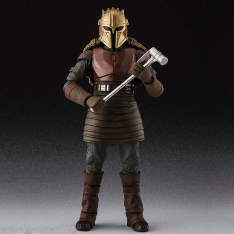 S.H. Figuarts Star Wars Mandalorian The Armorer japan action figure toy front