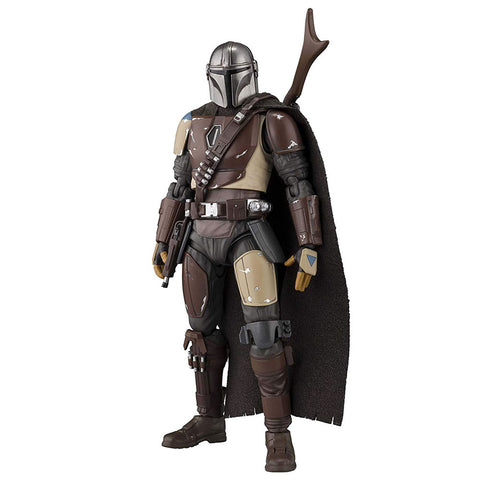Star Wars The Mandalorian Bandai S.H.Figuarts Tamashii Nations Action Figure Mando