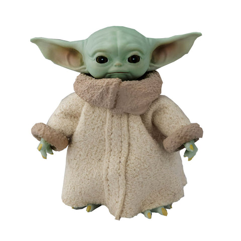 Bandai S.H. Figuarts Star Wars Mandalorian The Child Baby Yoda Action Figure Toy Japan
