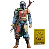 Hasbro Star Wars The Black Series Credit Collection The Mandalorian Amazon exclusive action figure toy front
