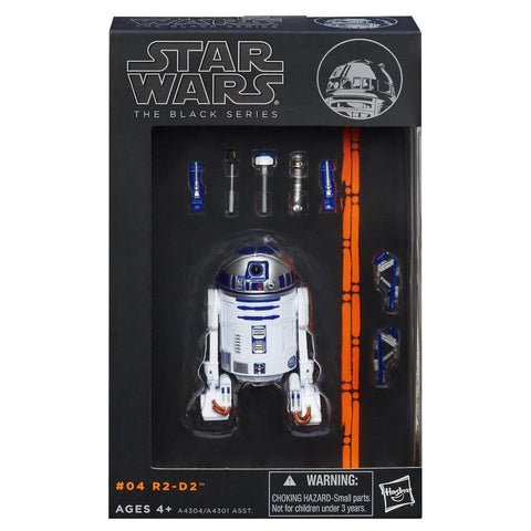 Hasbro Star Wars The Black Series 2013 04 R2D2 Artoo Deetoo Box Package Front