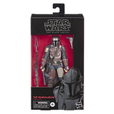 Star Wars The Black Series 94 The Mandalorian Box Package