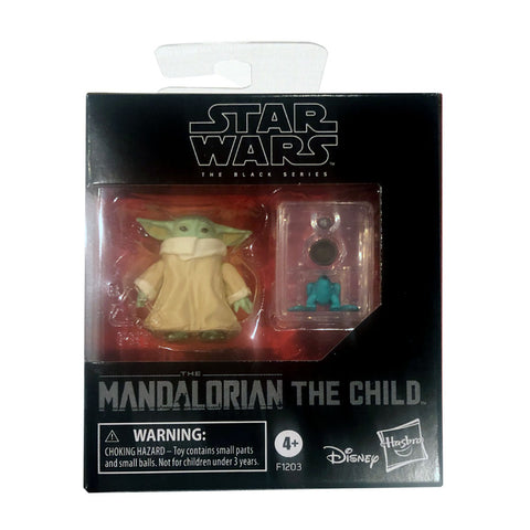 Star Wars The Black Series Mandalorian baby yoda the child variant box package front