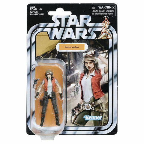 Hasbro Star Wars The Vintage Collection VC129 Doctor Aphra MOSC Box Package Front