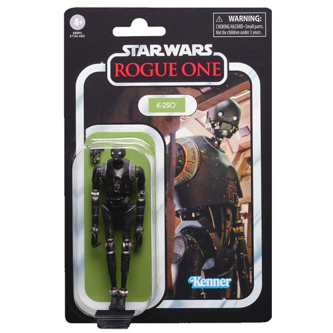 Hasbro Star Wars The Vintage Collection VC170 K-2SO Droid Box package Front Rogue One