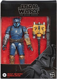 Star Wars The Black Series Heavy Infantry Mandalorian Box Package