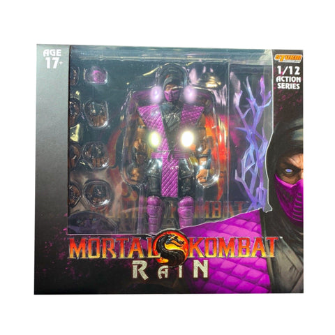 Storm Collectibles Mortal Kombat Rain NYCC 2018 Exclusive