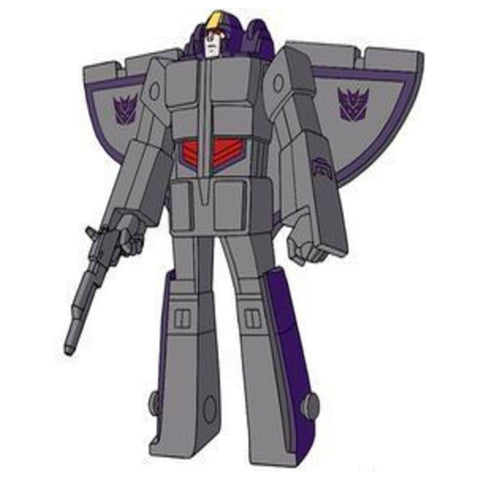 Super 7 Transformers G1 Astrotrain - ReAction Figure