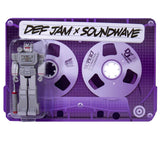 Def Jam Transformers G1 Soundwave Exclusive reAction box package