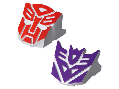 Metacolle Transformers Logo Collection