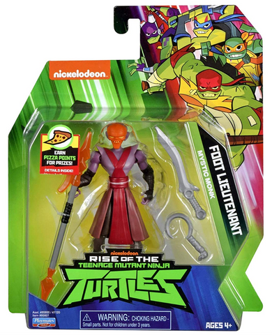 Rise of The Teenage Mutant Ninja Turtles Foot Lieutenant