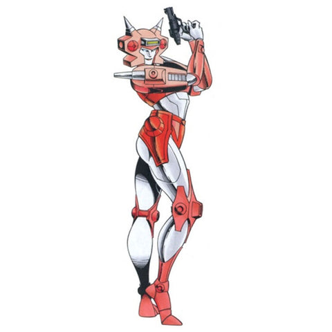 Transformers Walmart War for Cybertron Netflix Exclusive Deluxe Elita-1 character art