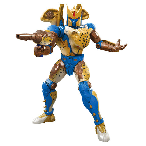 Transformers R.E.D. Red Beast Wars Cheetor robot render walmart exclusive