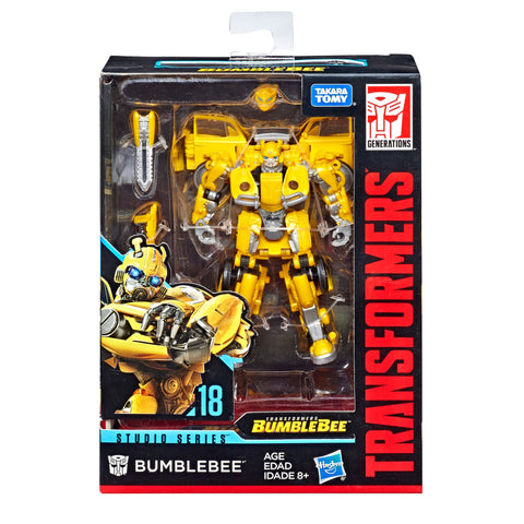 Transformers Studio Series 18 Movie VW Bumblebee volkswagen package