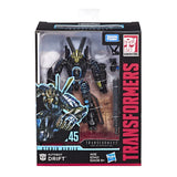 Transformers Movie Studio Series 45 Deluxe Autobot Drift Box Package Helicopter