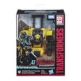 Transformers Movie Studio Series 47 Deluxe Constructicon Hightower Box Package