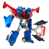 Transformers Animated TA-38 Voyager Wingblade Optimus Prime Japan TakaraTomy Robot Toy Combined