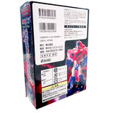 Transformers Animated Japan Kerokero Ace The Cool Special Edition Crystal Activators Optimus Prime Clear Package Back