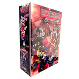 Transformers Animated Japan Kerokero Ace The Cool Special Edition Crystal Activators Optimus Prime Clear Package Front