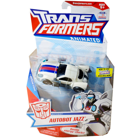 Transformers Animated Autobot Jazz - Deluxe