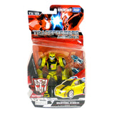 Transformers Animated TA-02 Gold Bumblebee Deluxe MISB Package Front