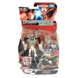 Transformers Animated Tokyo Toy Festival 2010 Deluxe Animated Elite Guard White Prowl Package