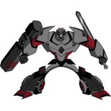 Transformers Animated Voyager Cyberton Mode Megatron Character Art