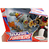 Transformers Animated Voyager Grimlock Box Package Front