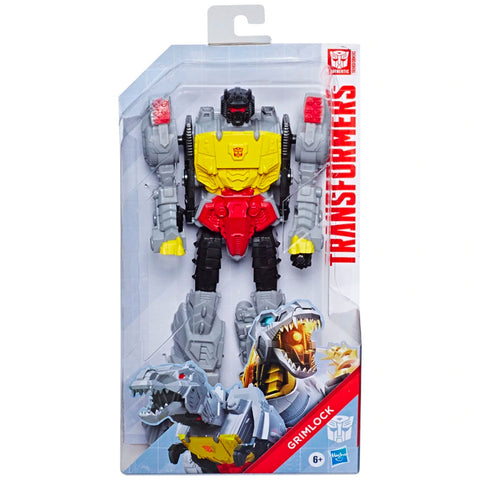 Transformers Authentics Titan Changer Grimlock Box Package front