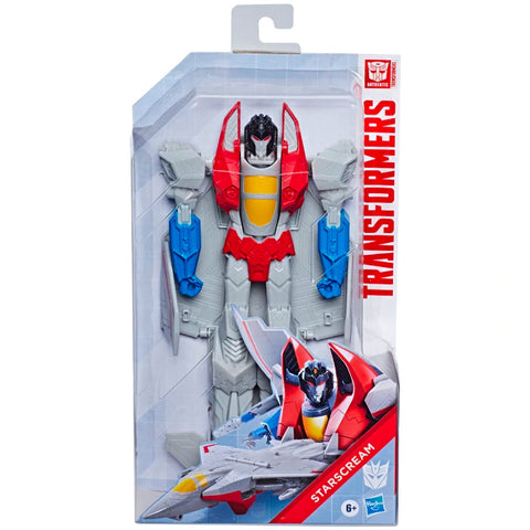 Transformers Authentics Titan Changer Starscream box package front