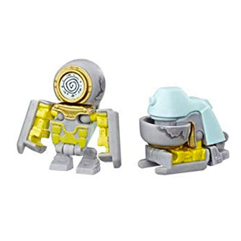 Transformers Botbots Series 1.5 Bakery Bytes Splatter Batter Robot Toy