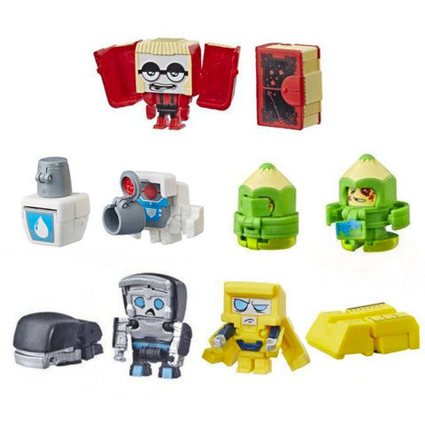 Transformers Botbots Series 2 Backpack Bunch Complete Set