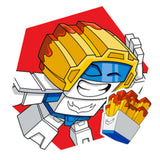 Transformers Botbots Series 2 Greaser Gang Brotato Character Art