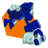 Transformers Botbots Series 2 Lots Bots Abominable Soundman Artwork