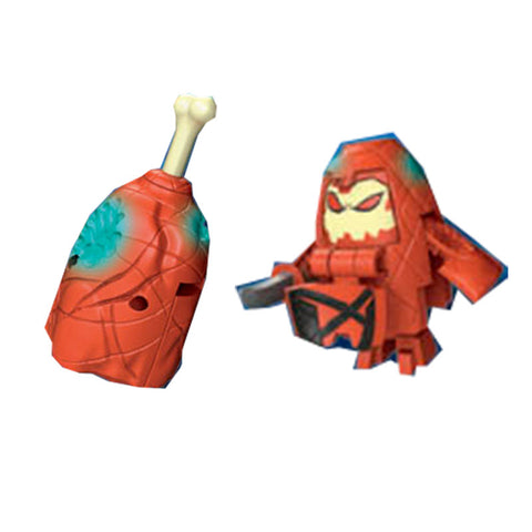 Transformers Botbots Series 2 Lost Bots Hamurai Toy