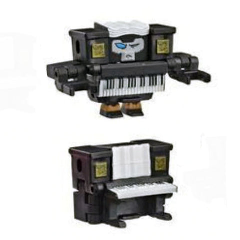 Transformers Botbots Series 2 Music Mob Grampiano Toy