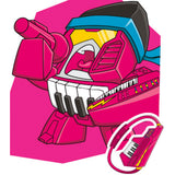 Transformers Botbots Series 2 Music Mob Pink Key Pop Art