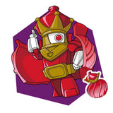 Transformers Botbots Series 2 Swag Stylers Prince Perfumius Art