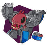 Transformers Botbots Series 2 Spoiled Rottens Big Cantuna Art Profile