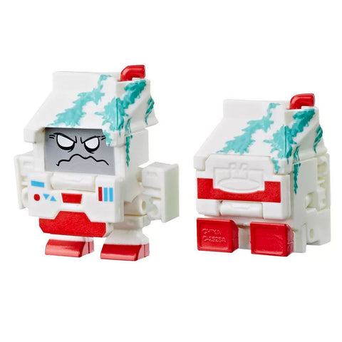 Transformers Botbots Series 2 Spoiled Rottens Grumpy Clumpy Toy