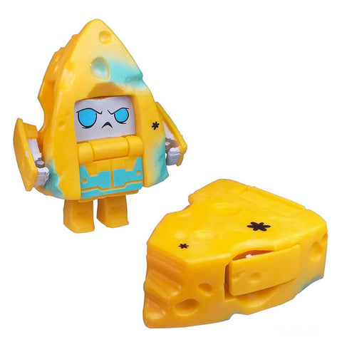 Transformers Botbots Series 2 Spoiled Rottens Holey Moldy Robot Toy