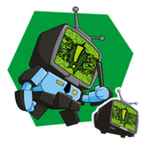 Transformers Botbots Techie Team TV Cop