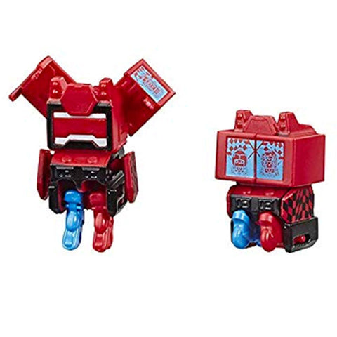 Transformers Botbots Series 3 Arcade Renegades Driver Ted Toy