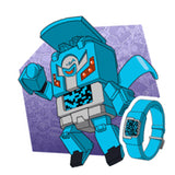 Transformers Botbots Series 3 Arcade Renegades Wrist Banned Artwork
