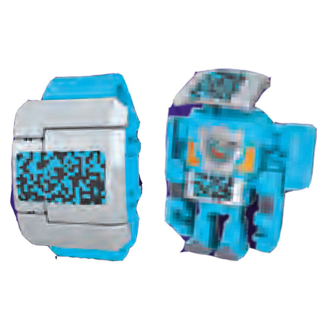 Transformers Botbots Series 3 Arcade Renegades Wrist Banned Toy Render
